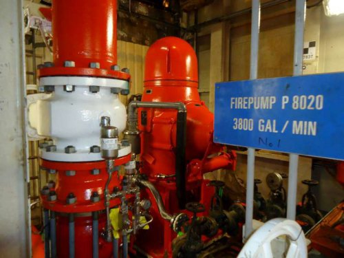 Fast Track Firepump Installation