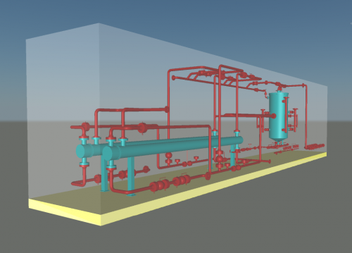 Unconventional Gas Early Production System