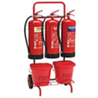 Fire Extinguisher Trolley 125Px