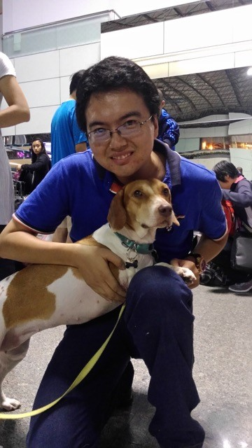 Introducing: Bing-Hong Huang – Peerwith ambassador