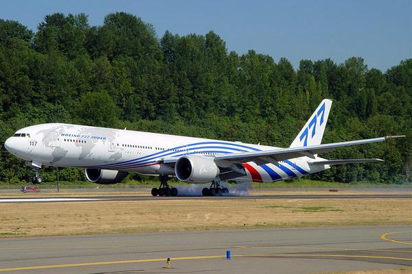 Boeing 777 cost index