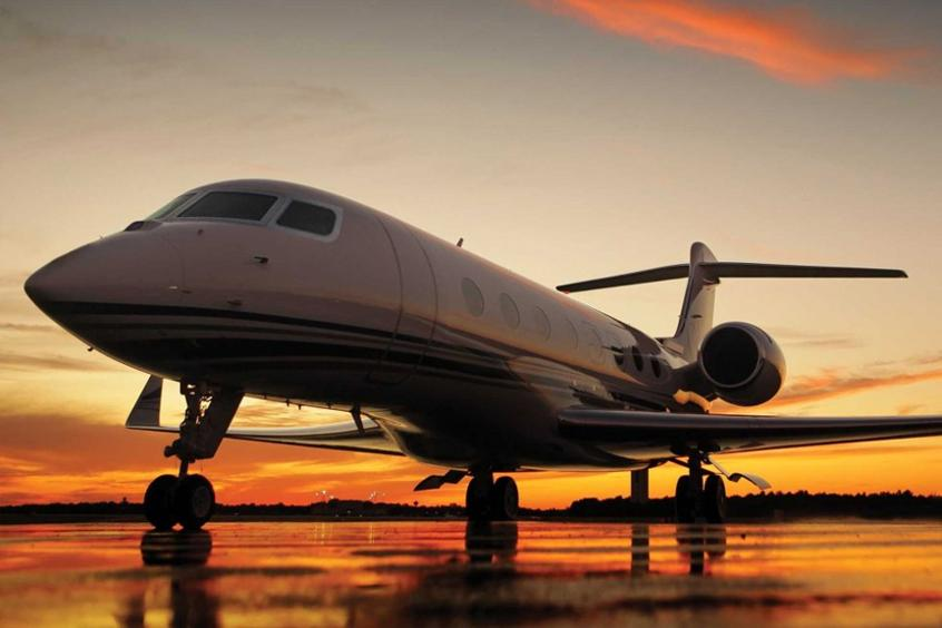 Private Jet Charter Hire Gulfstream G650 Privatefly
