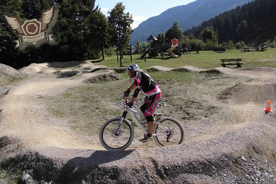 Pumptrack Hinterglemm
