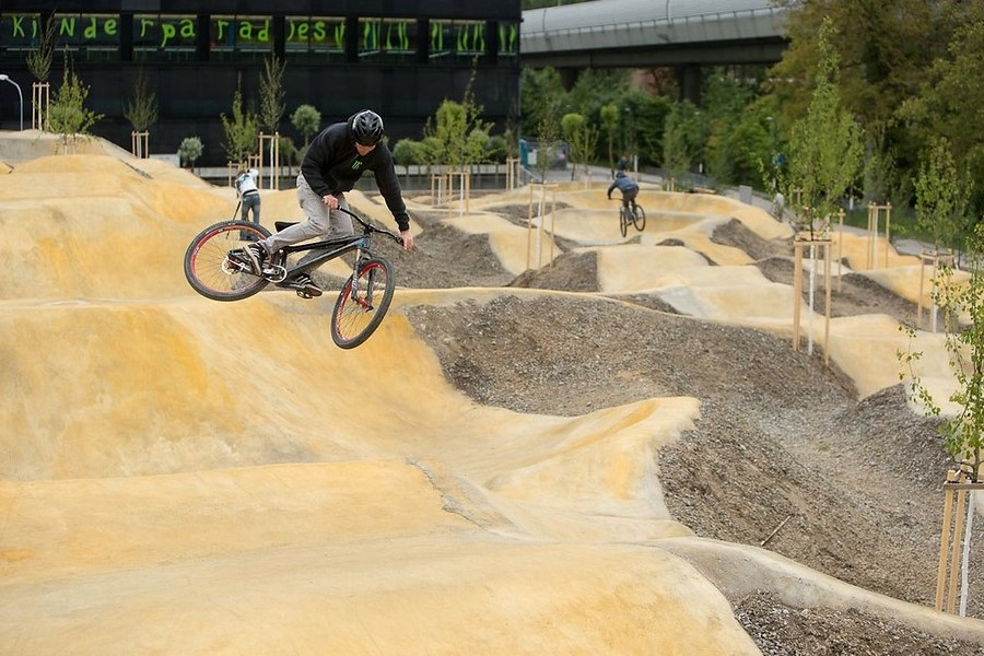 Pumptrack Zürich