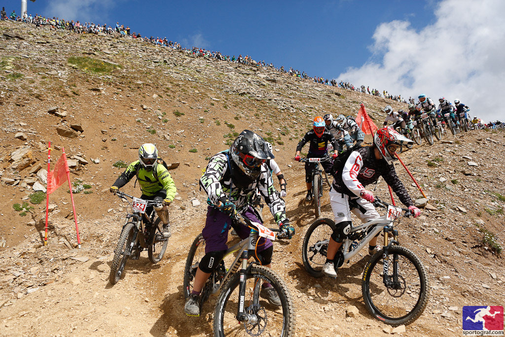 Trek Bike Attack Lenzerheide