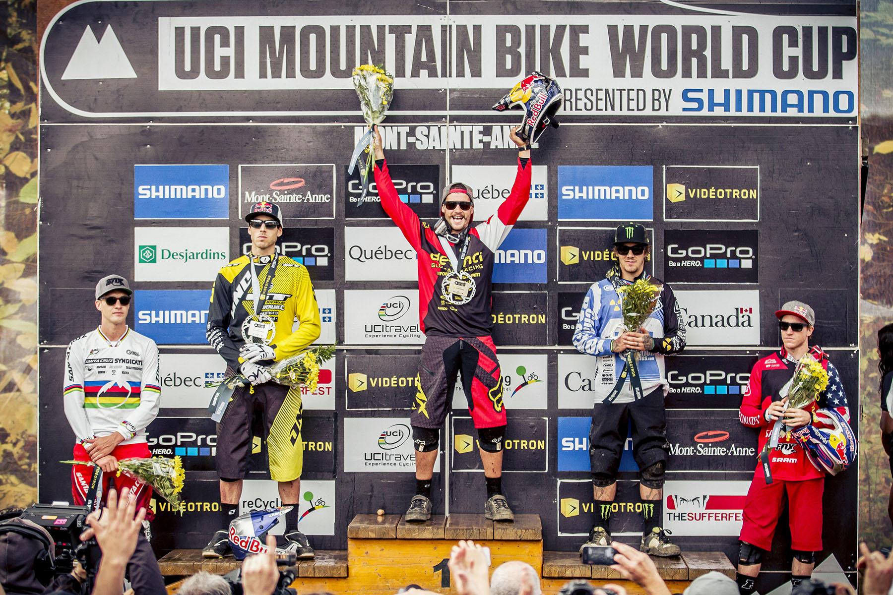 Steve Smith ging als stolzer Gewinner aus diesem Rennen hervor und erhielt endlich Lohn für seine Mühen.