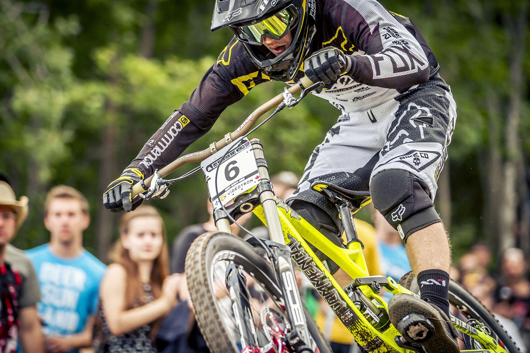 Remi Thirion hatte nicht ganz so viel Glück wie in Andorra. Er schaffte es nur auf Platz 19, befindet sich aber immer noch unter den Top Ten in der Gesamtwertung.