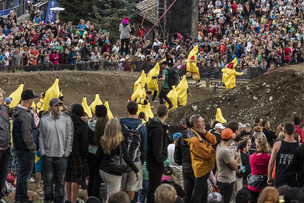 Invasion der Bananen
