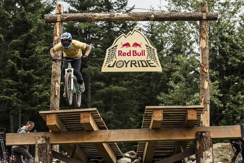 Geoff Gulevich beim Red Bull Joyride(CAN)