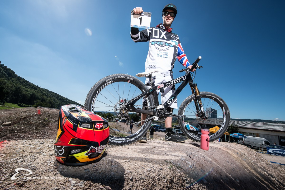 Der Sieger der Schwalbe Euro 4X Serie 2013 in der Kategorie Elite Men – Scott Beaumont (Foto: EgelmairPhotography – Christian Egelmair)