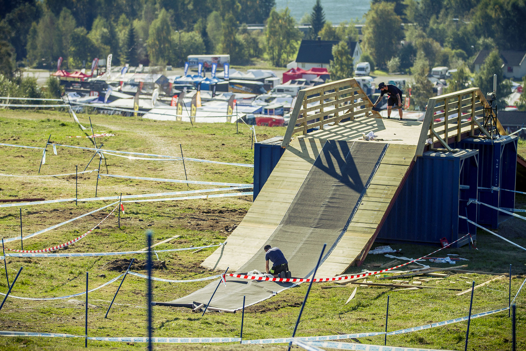 Hafjell, Downhill World Cup