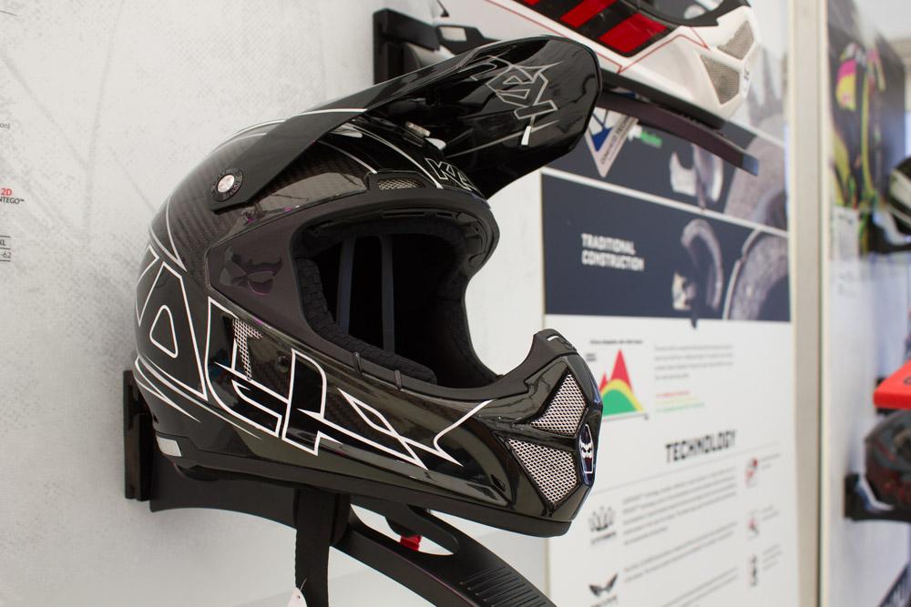 Neuer Helm von Kali