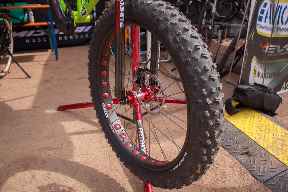 Nicolai Argon Fat Bike