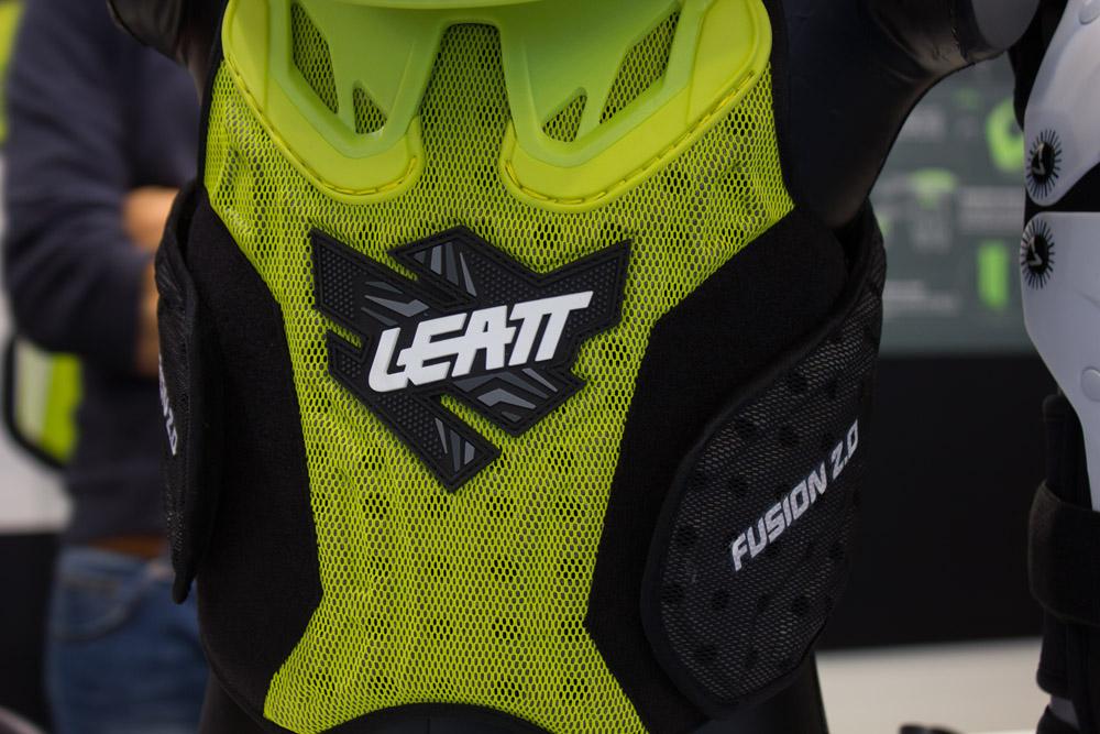 Leatt Fusion Vest Junior