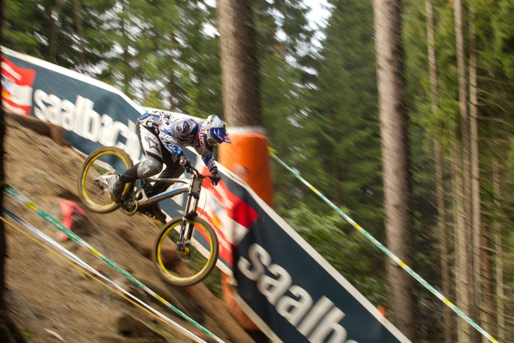 Brook McDonald, Downhill World Cup