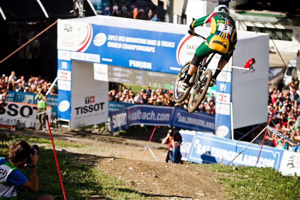 Downhill World Cup, Saalfelden, Leogang