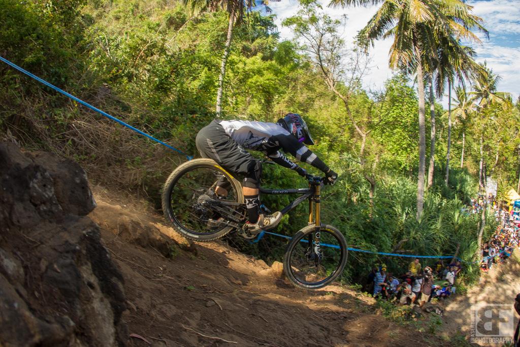 Asia Pacific Downhill auf Bali