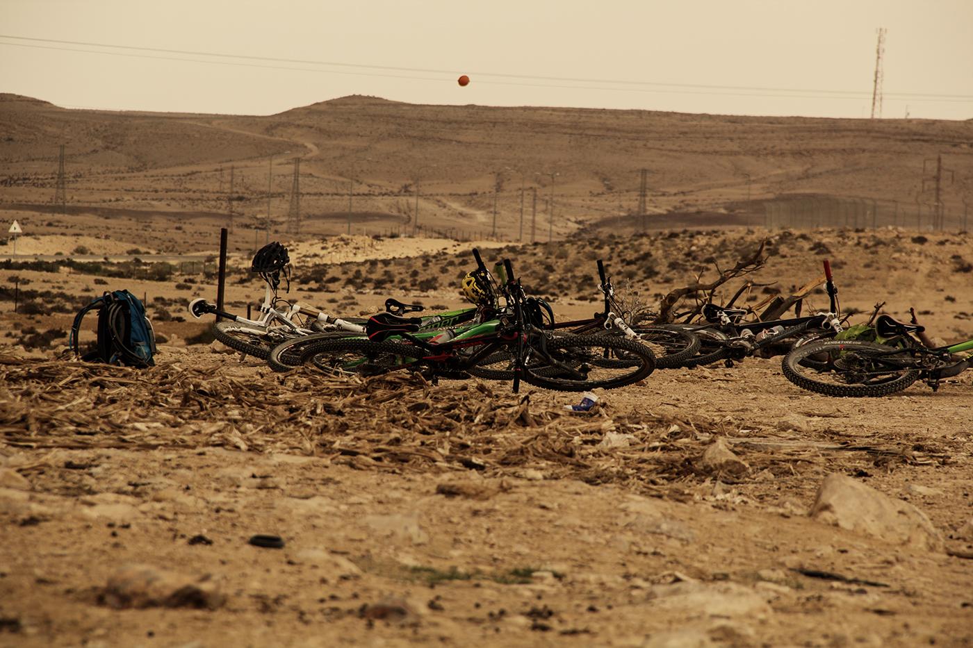 Pause im Beduinen-Camp