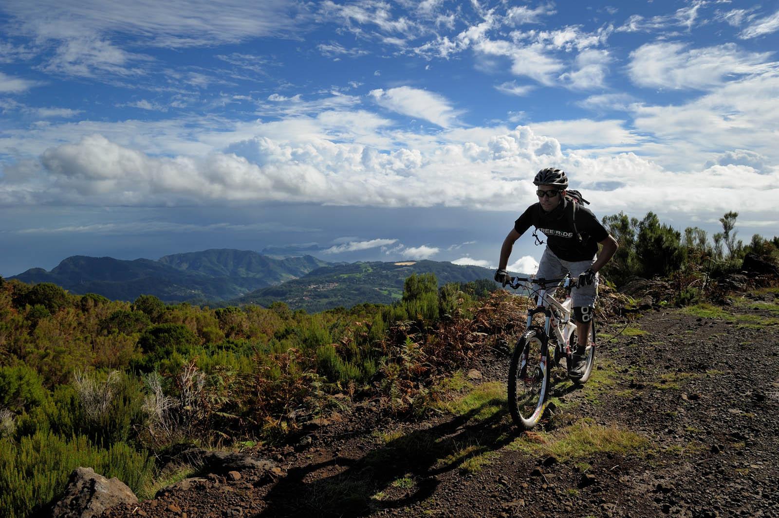 Madeira Bikteouren  Foto: Thomas Rychly