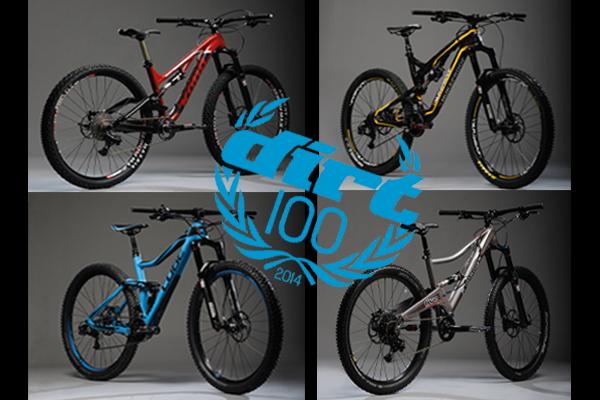 Dirt 100: Die besten Trail Bikes