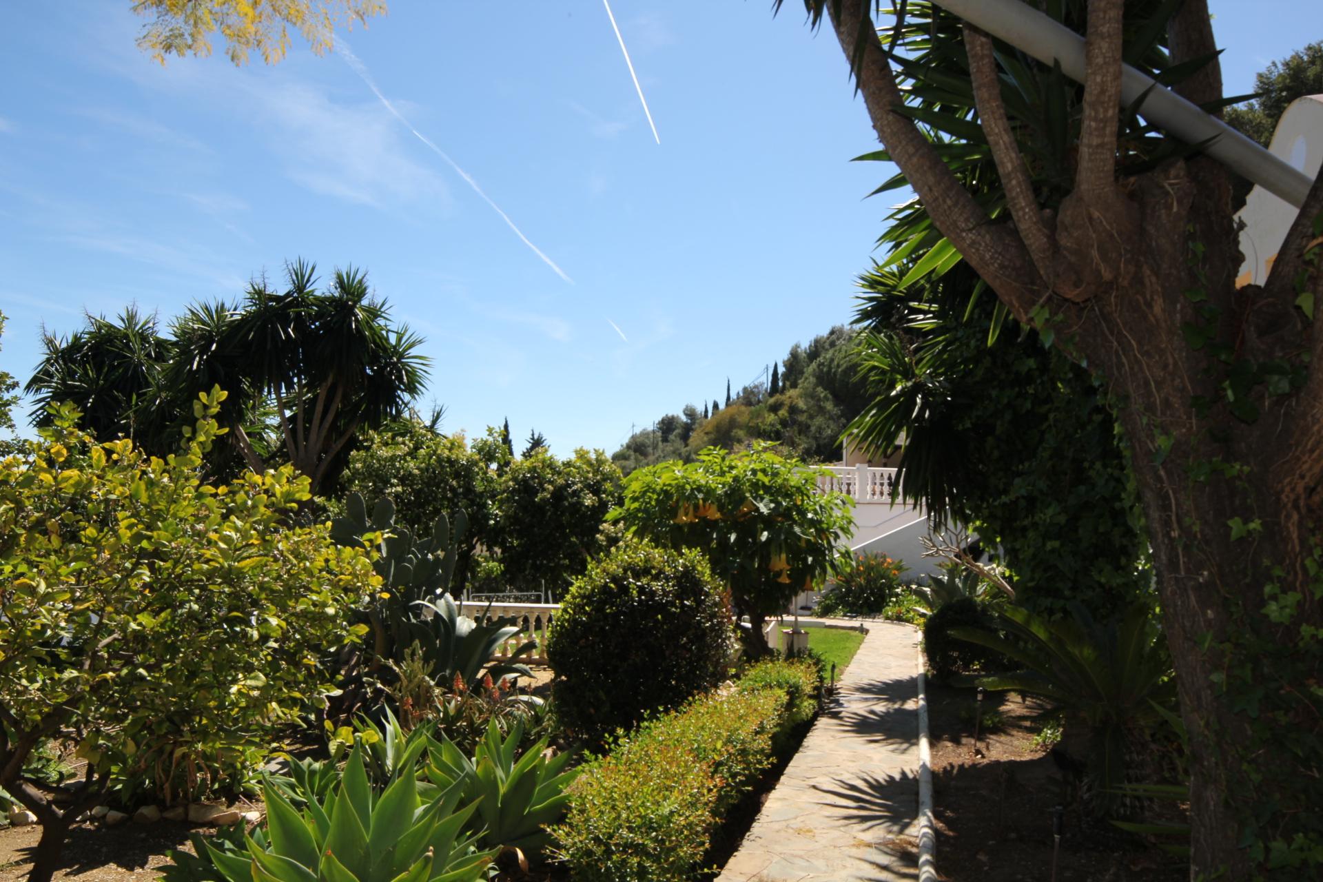 Der Garten!