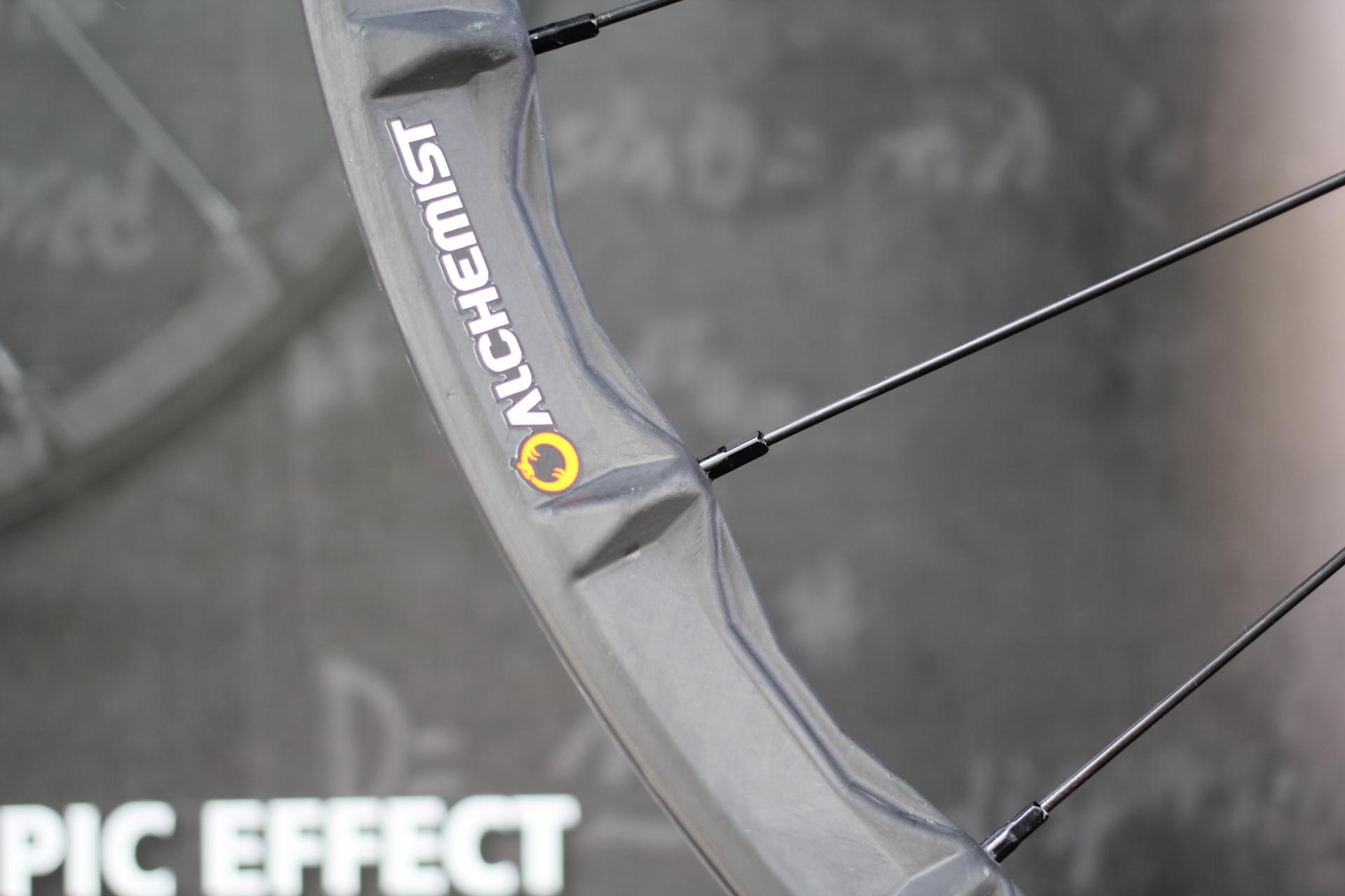 Alchemist Carbon Enduro Laufrad RR Clincher