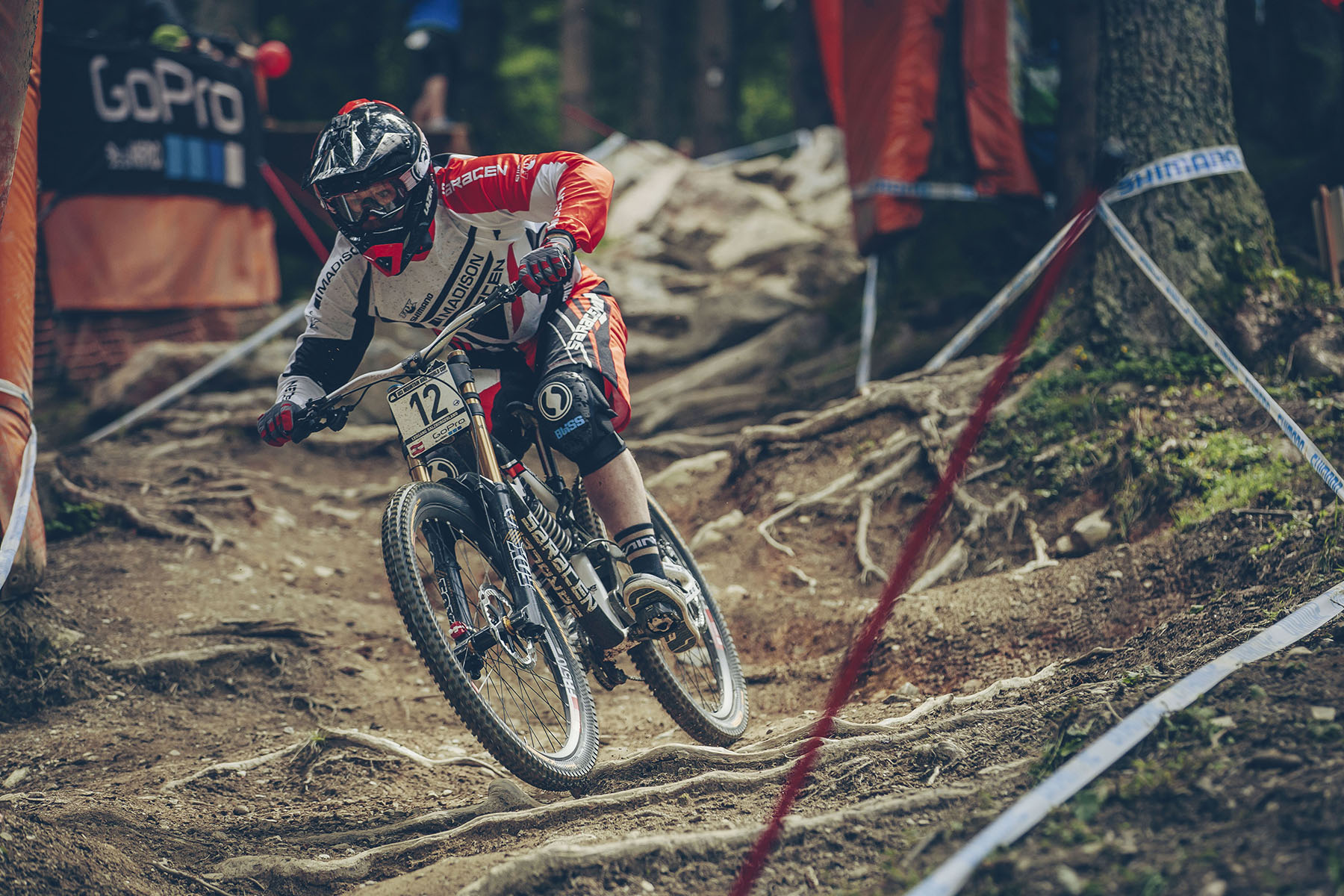 The position Matt Simmonds has needed all year so far, a tidy 6th place here will give him an all important boost coming into the last 3 rounds. He chats about his week in Leogang.