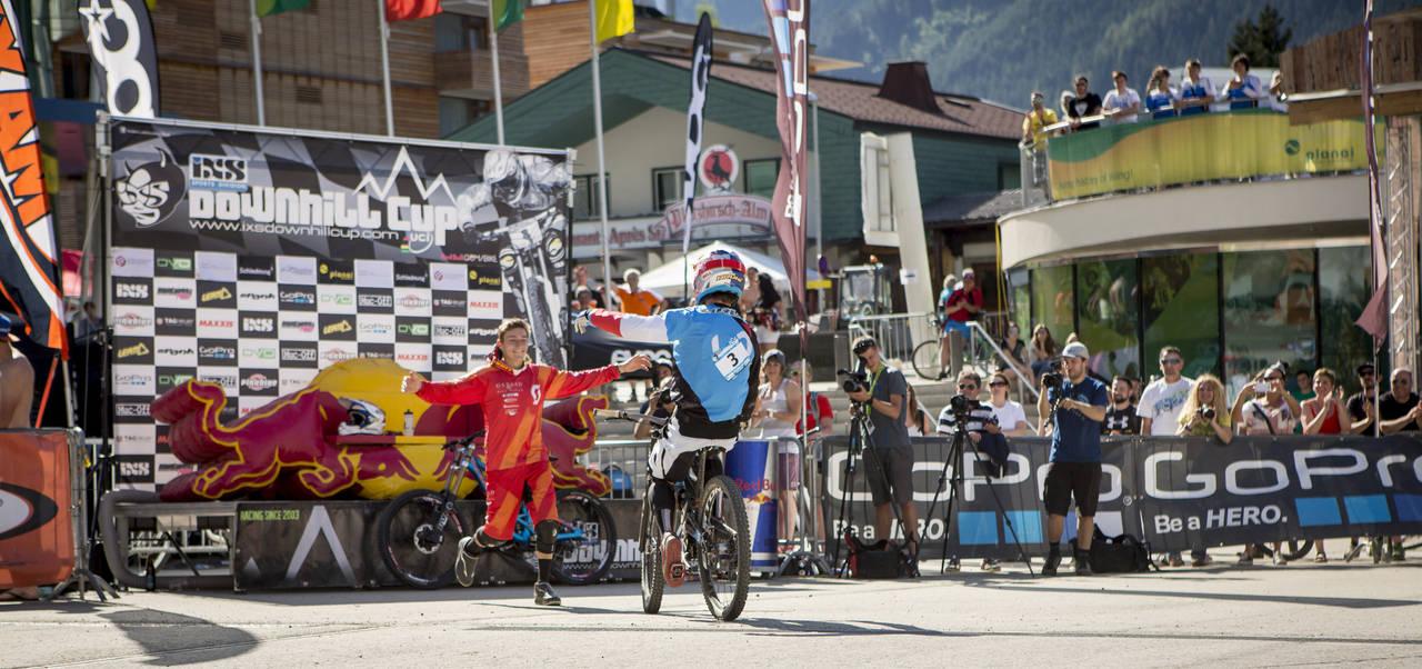 iXS European Downhill Cup ©Roland Haschka