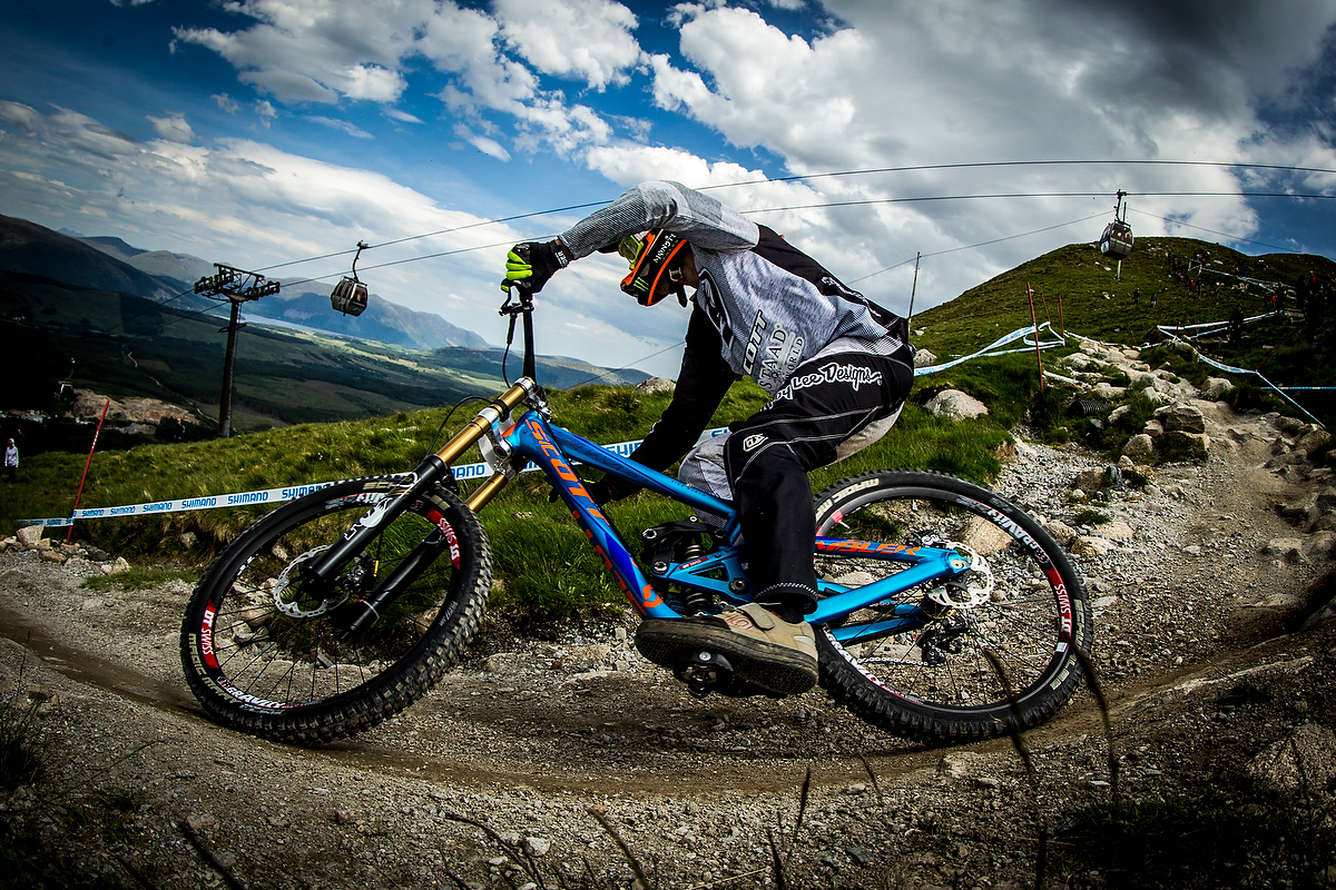 World Cup - Fort William