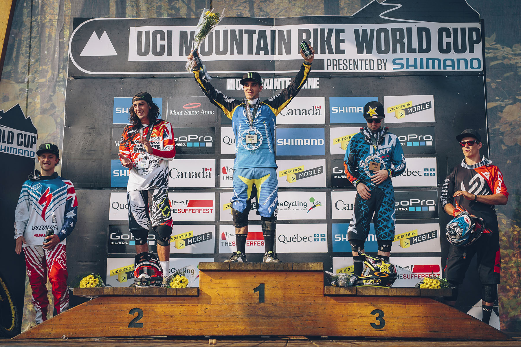 Another round of completely unpredictable results see's a new name on the top of the podium and turning this into one hell of a season. Pressure now rides of 5 riders coming into the penultimate round in Windham.