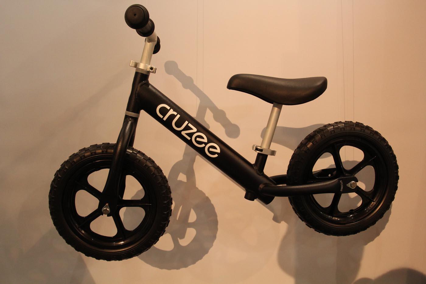 Superleichtes Laufrad, gesehen am stand von Solid Bikes. Größenverstellbar, um die 115€.