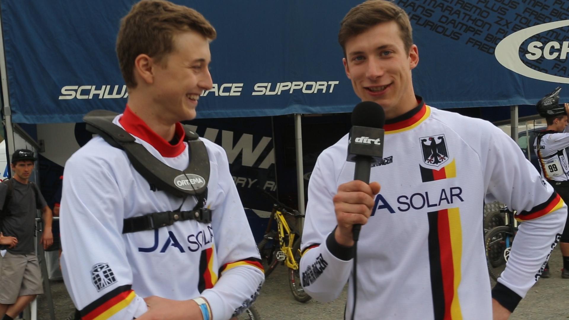 Jasper & Joshua Barth