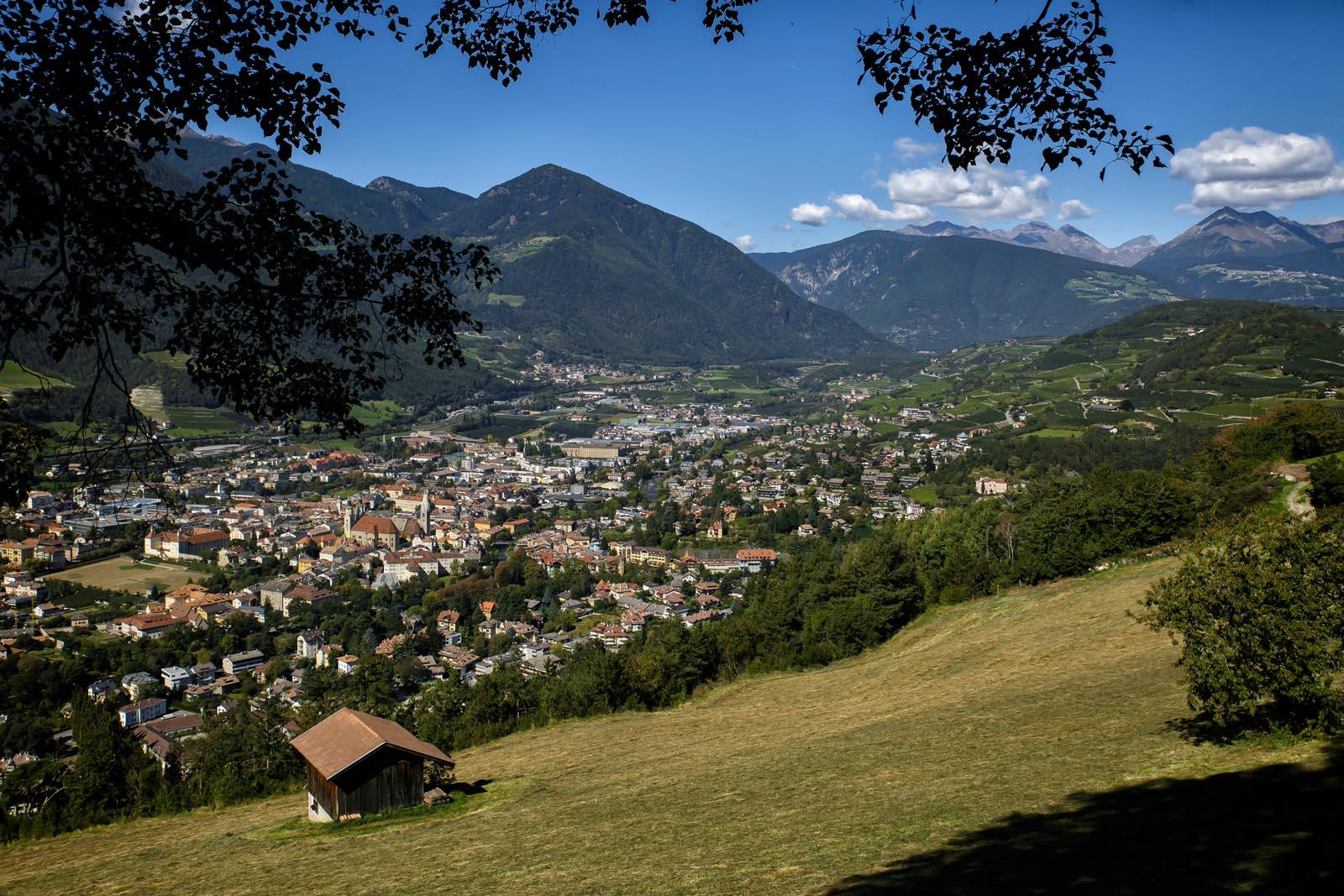 Blick auf Brixen ©Arkadiusz Obszynski