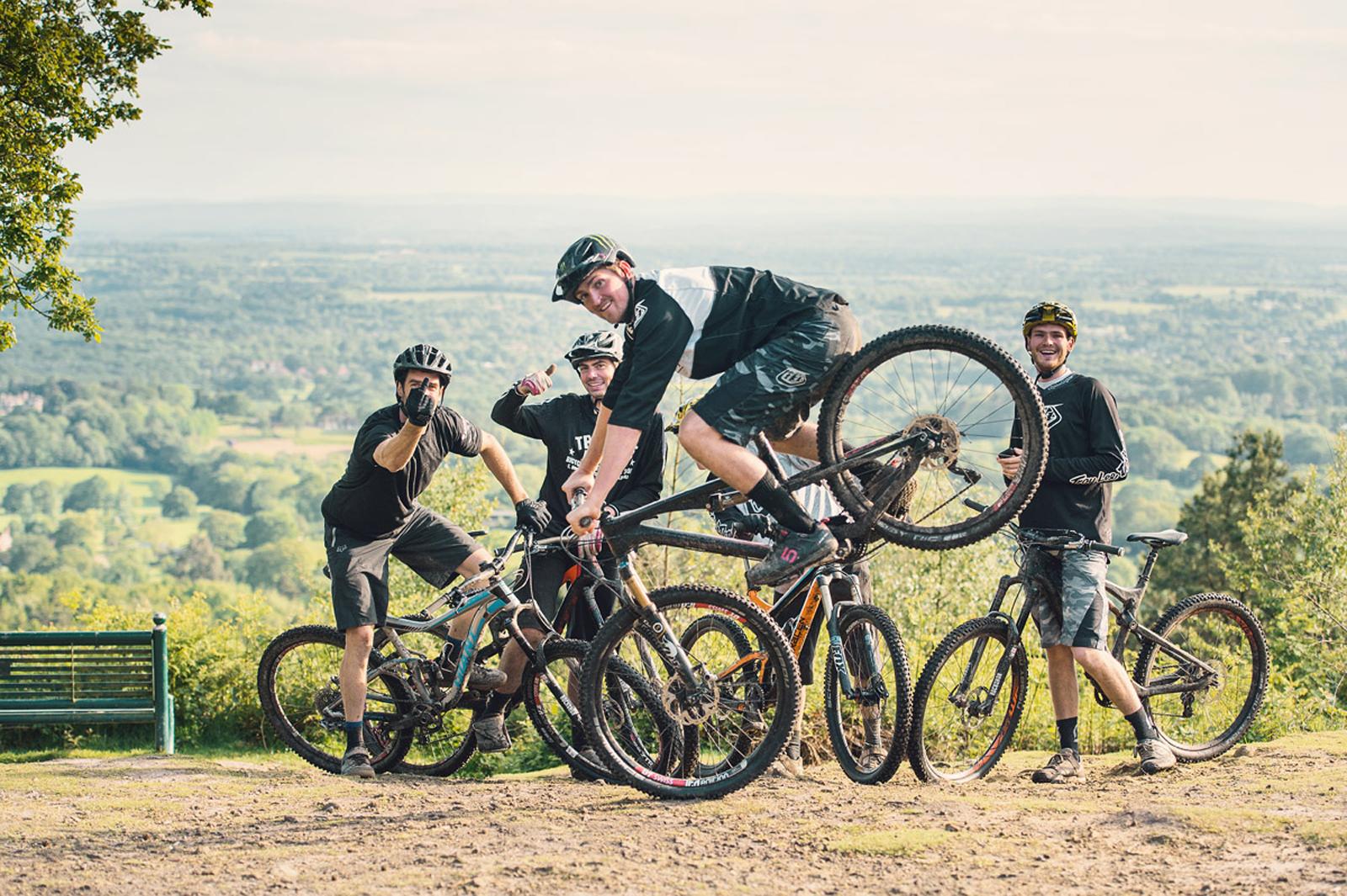 Mit den Jungs gemeinsam Spaß haben - unschlagbar! ©Philip Ruopp