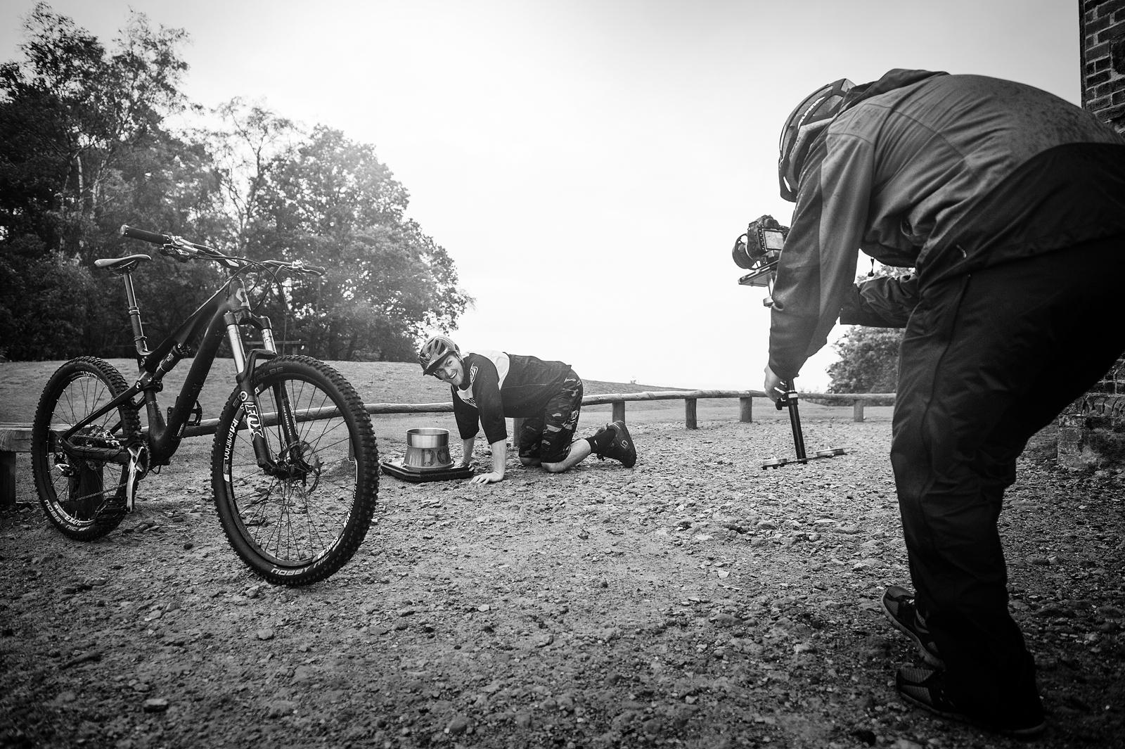 Behind the scenes ©Philip Ruopp