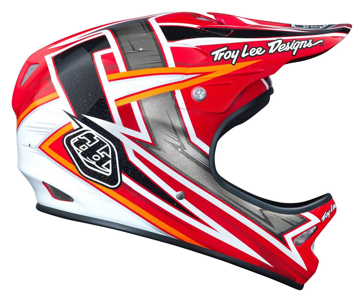 Troy Lee D2 PROVEN RED 289,90 EUR