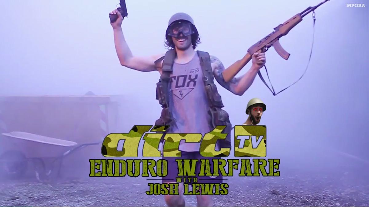 Enduro Warfare mit Josh Lewis
