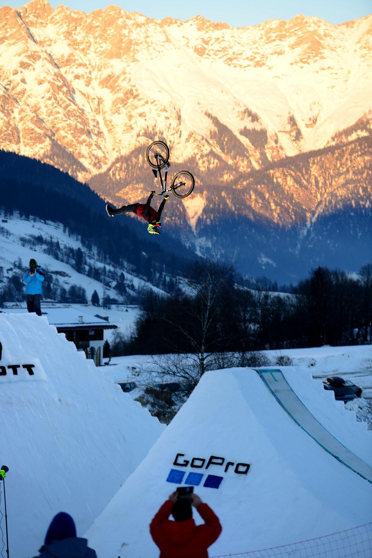 Nico Scholz in Action © Norbert Szasz