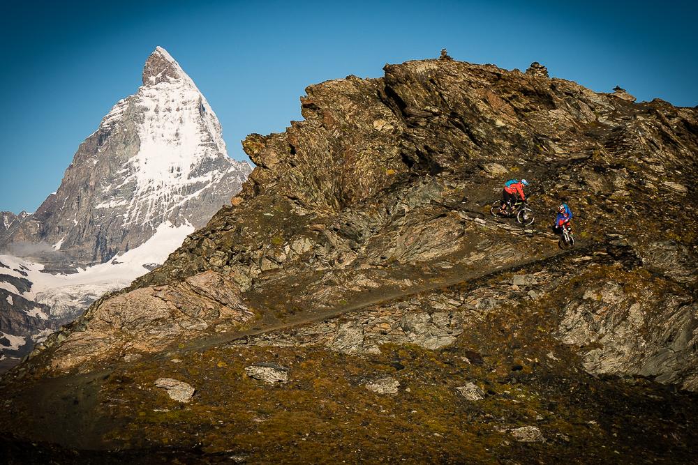 Das Matterhorn– das Supermodel unter den Bergen. © Tom Malecha / Filme von Draussen
