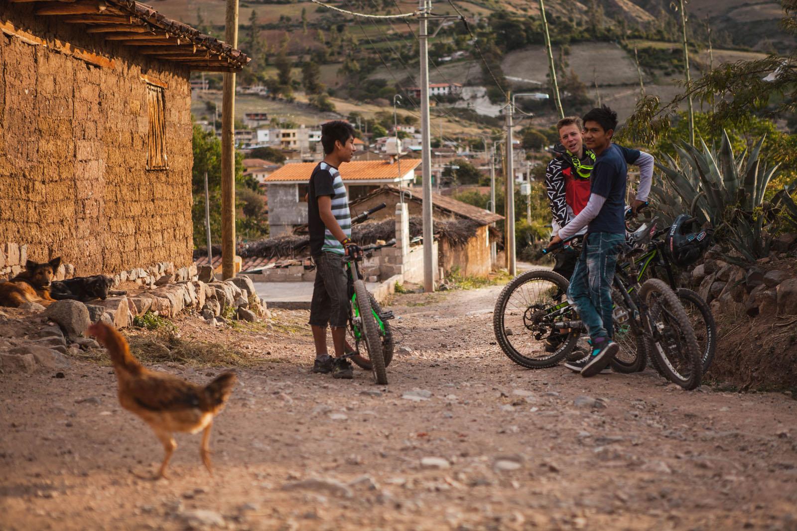 Einfache Verhältnisse in Peru