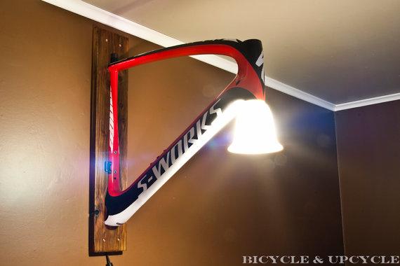 Recycelte Bikeparts