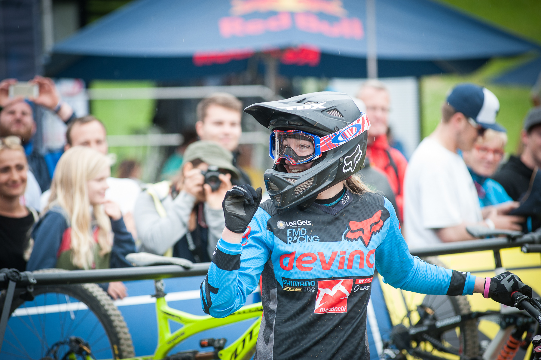 World Cup Leogang 2015 Tahnee Seagrave