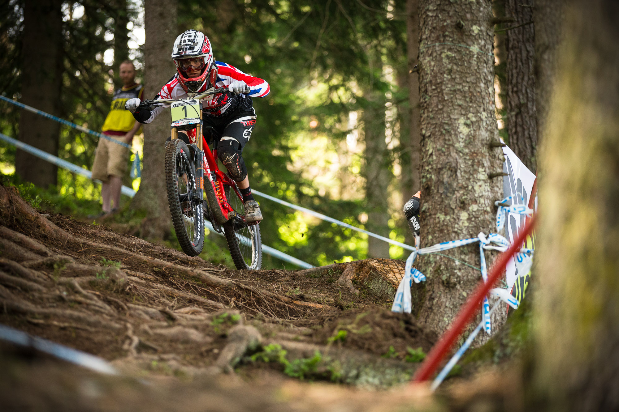 World Cup Leogang Laurie Greenland