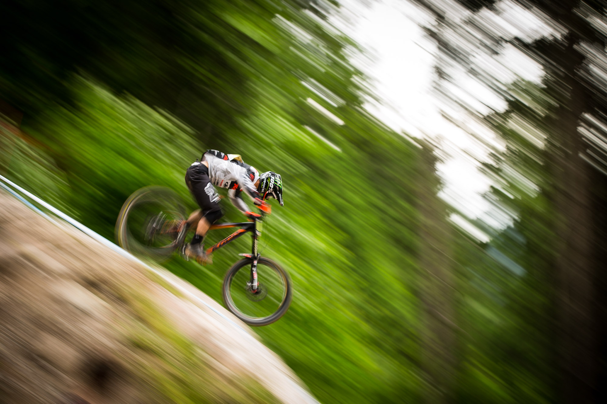 World Cup Leogang Andrew Crimmins