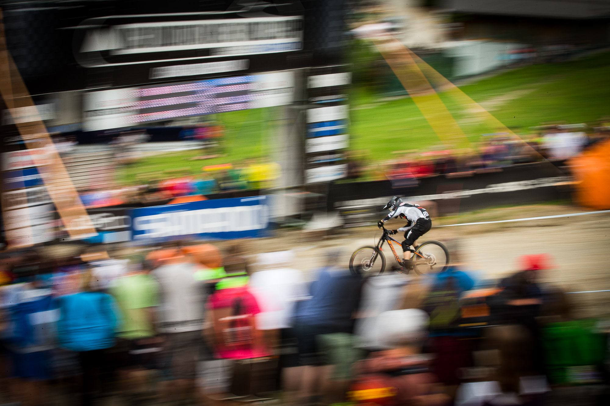 World Cup Leogang Connor Fearon