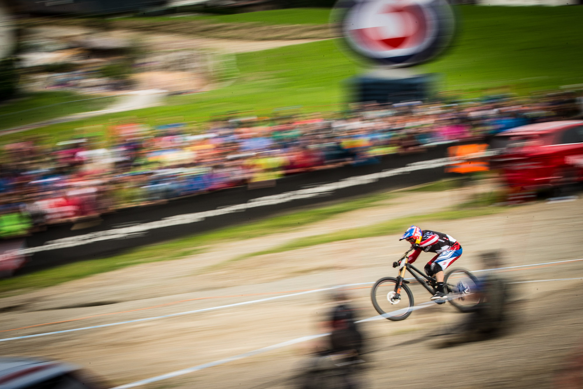 World Cup Leogang Aaron Gwin
