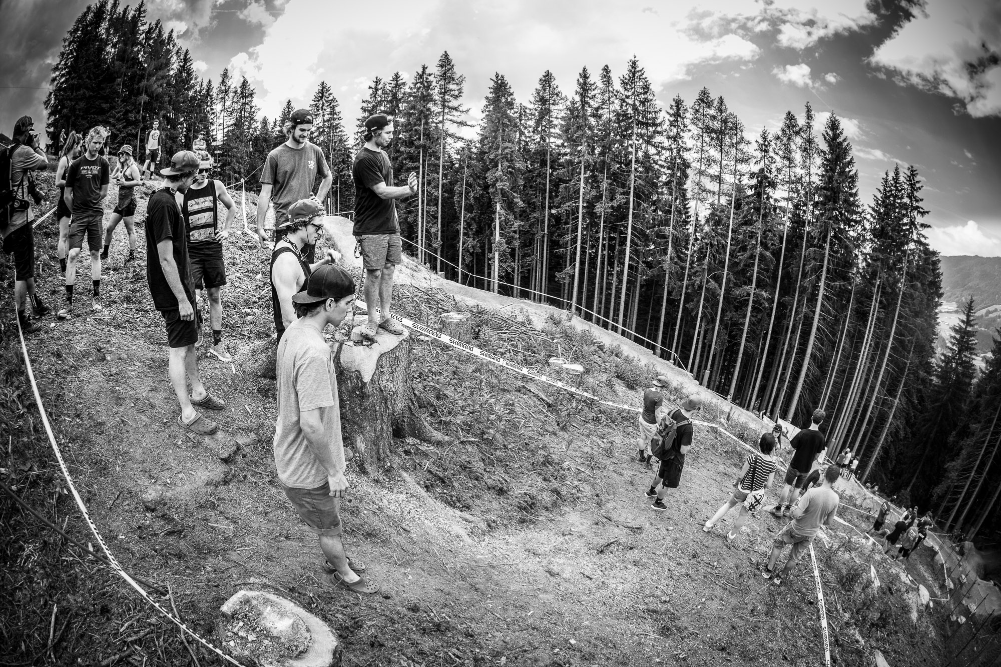 Downhill World Cup Leogang