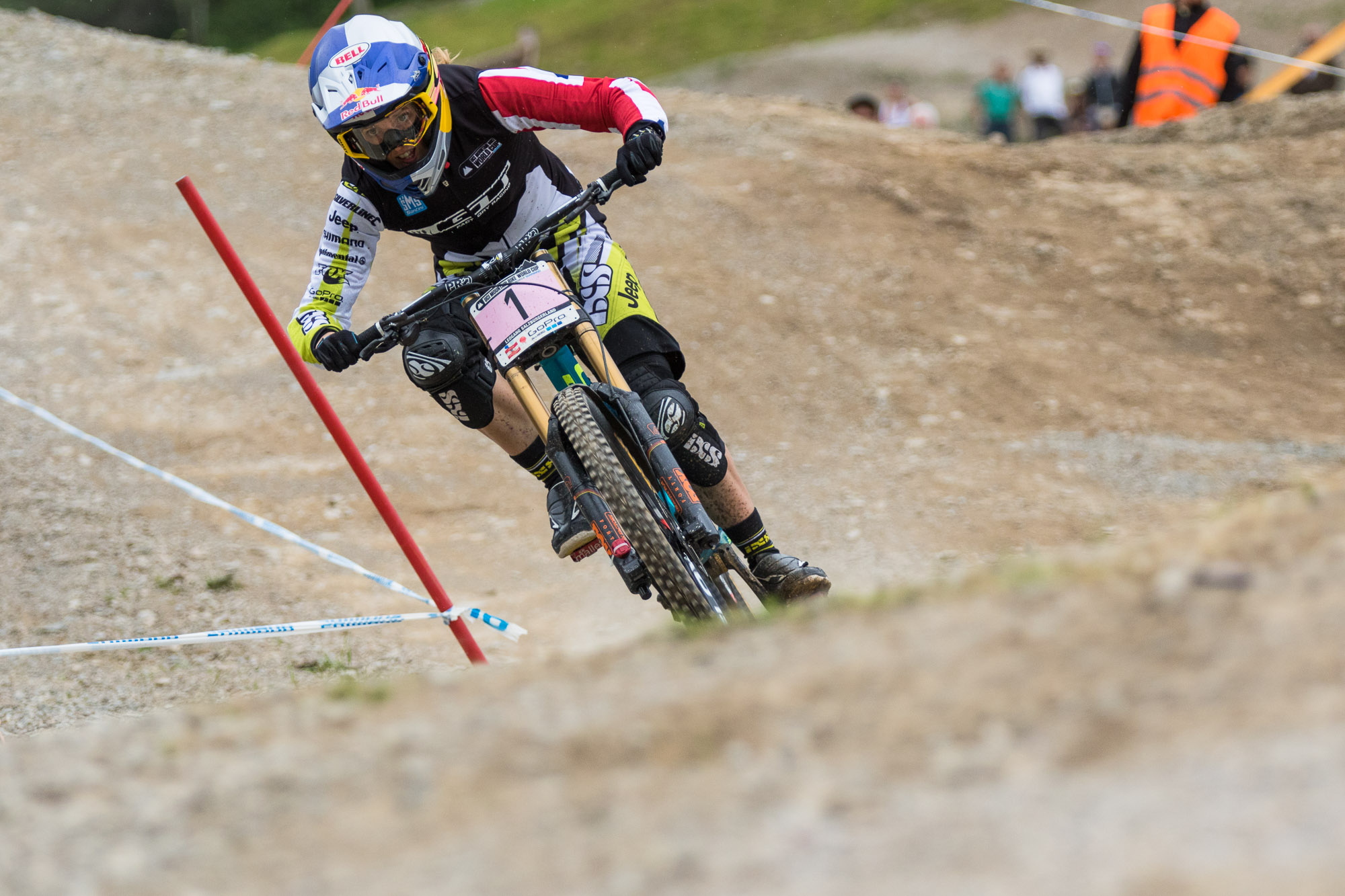 World Cup Leogang Rachel Atherton