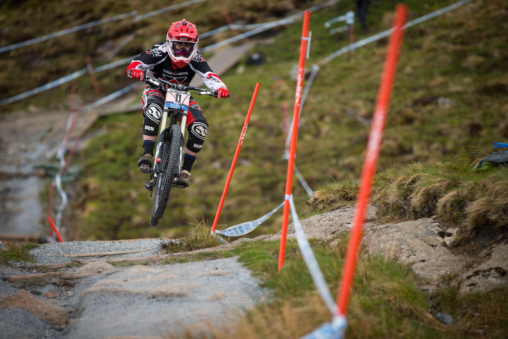 Downhill World Cup Fort William 2015