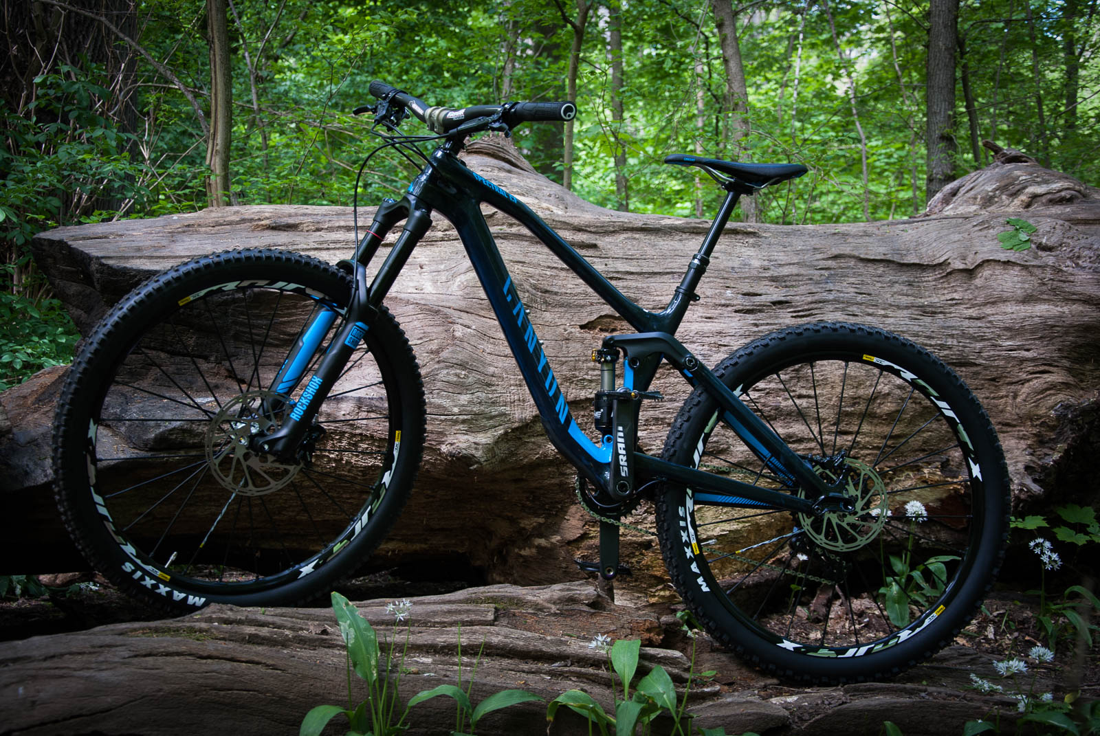 Canyon Spectral CF 9.0 EX © Christopher Marx